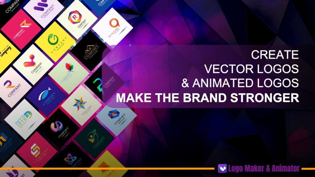 Create vector logos & animated logos