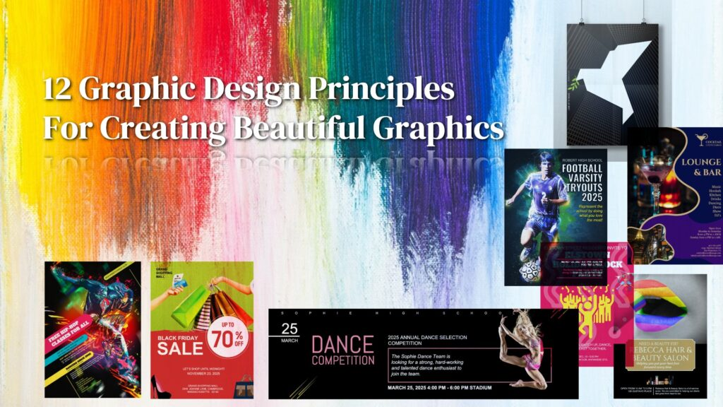 12 Graphic Design Principles For Creating Beautiful Graphics