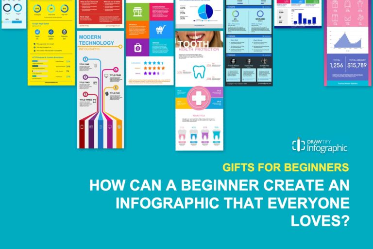 How Can A Beginner Create An Infographic That Everyone Loves?