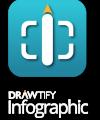 Drawtify graphic design App - Infographic Creator