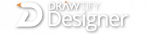 graphic design software - Drawtify designer logo